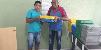 Kits de Material Escolar foram entregues aos associados do Sindicato