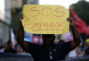 Read more about the article Presidente Cordeiro e diretores lamentam a explosão do desemprego em Salto
