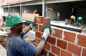 sindicato da construção de Salto