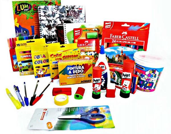 Prazo para você requerer o kit de material escolar para seu filho está acabando