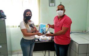 Sindicato começa entregar kits de material escolar para nossos sócios