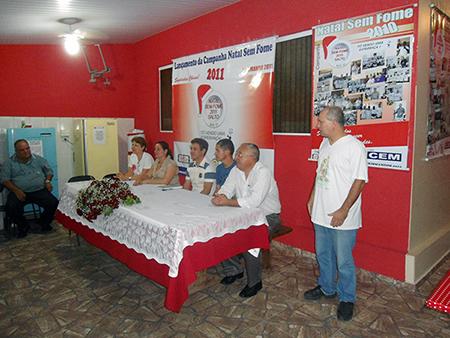 Read more about the article Sindicato da Construção Civil propõe retomar as campanhas de alimento do Comitê Sindical