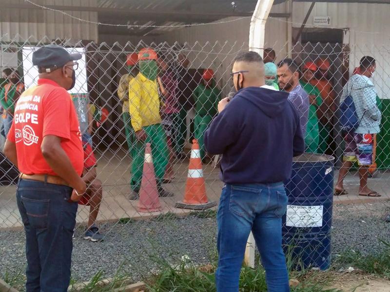 Read more about the article Sindicato faz assembleia para discutir problemas na MRV em Salto